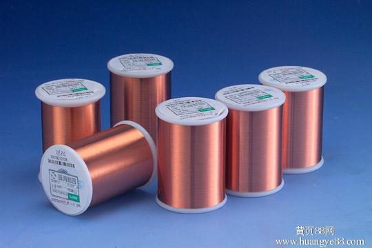 聚氨酯铜包铝圆线UEW