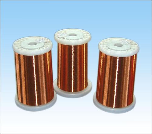 聚酰胺复合聚酯或聚酯亚胺漆包圆铜线PEWN